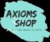 Axioms – Готовая основа база, жидкости, аромы для электронных сигарет