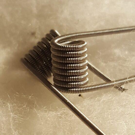 Сlapton coil