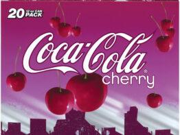 Cherry mix Cola