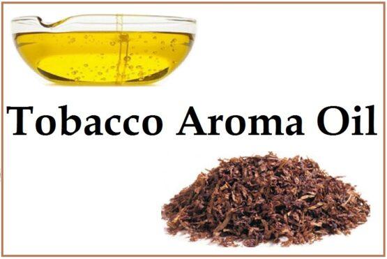 Tobacco aroma oil