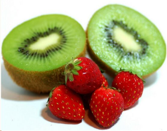 Kiwi Strawberries Cooler